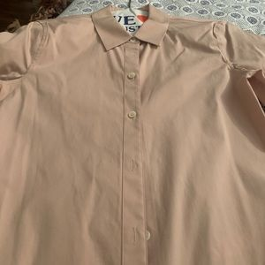 Theory button blouse